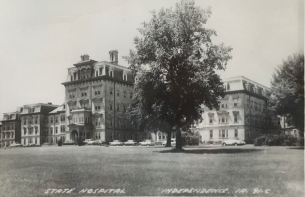 state mental hospital in Independence Iowa janegoldiewinn
