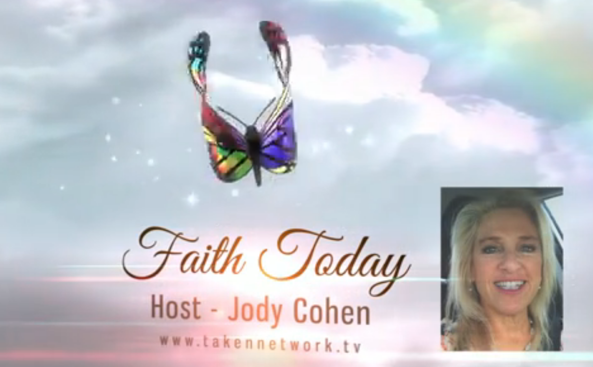 Faith Today TV Show with Guest Jane Goldie Winn, Author