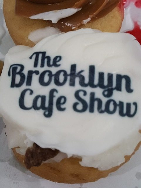 Author, Life Coach Jane Goldie Winn, MSS, book signing event The Brooklyn Cafe Show (6)