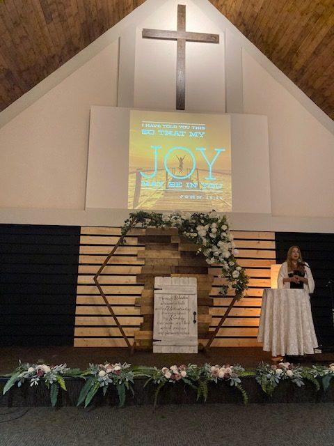 Jane Goldie Winn testimony at Calvary Chapel in Boca Raton, FL
